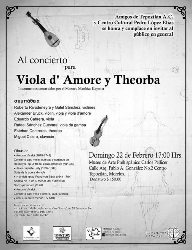 concierto 22 de febrero