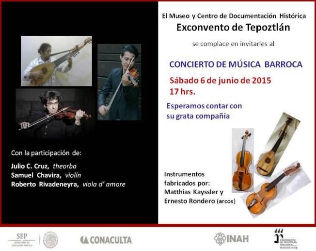concierto de musica barroca