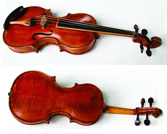 violin garcia