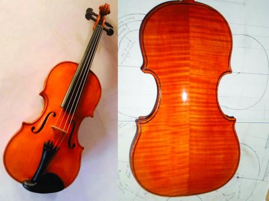 Violin K