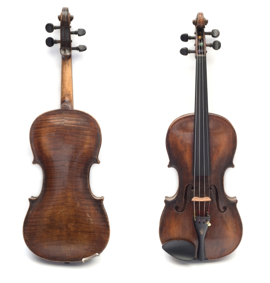 VIOLIN STAINER A