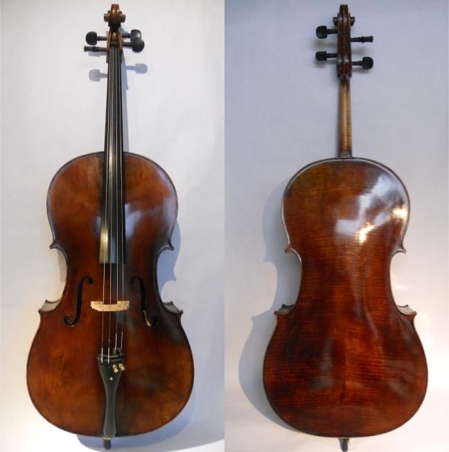 violoncello brescia